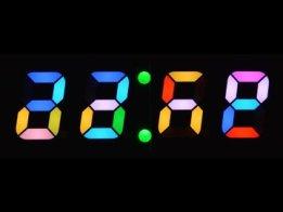 Gummi Worm Clock