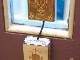 RFID Front Door Lock