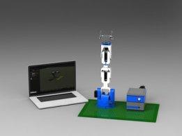 Low cost 6DOF Robotic arm