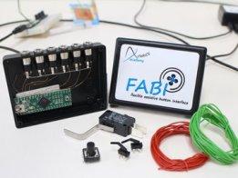 FABI - Flexible Assistive Button Interface