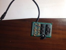 Audio Frequency Display