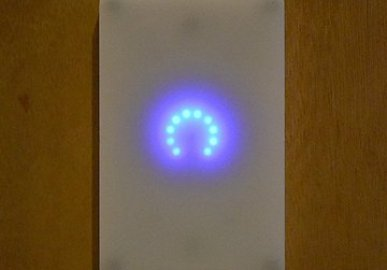 Air Gesture AC Dimmer/Switch
