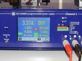 DIY programmable (SCPI) bench power supply