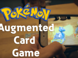 How to make: Augmented Reality Pokemon CARD Game