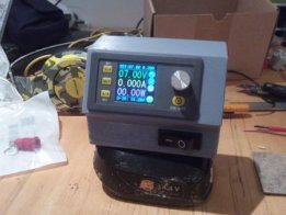 Portable Laboratory Power Supply