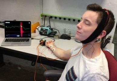 Arduino, EEG, and Free Will