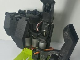 biohand - Low cost 3D printed hand prosthesis