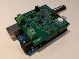 Chirp! A Low Cost Function Generator