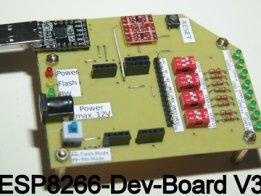 ESP8266 Dev-Board
