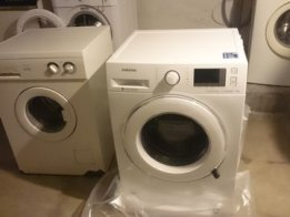 Monitoring washing machines
