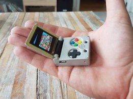 Keymu - open source keychain-sized gaming console