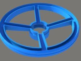 3D-Printed Water Distillation Doodad