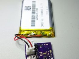 LiPo Charger + Boost