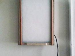 Motion detected Vanity/fluorescent lamp