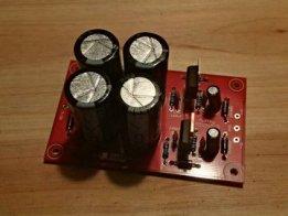 Hifi Regulated Dual Power Supply