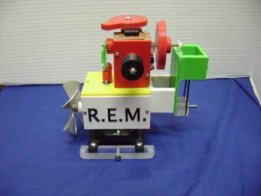 R.E.M. A 3D printed solenoid engine project