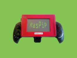 PiP: Raspberry Pi Portable Slate Computer