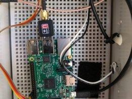 Raspberry Pi Backup Generator Monitoring