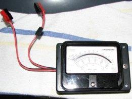 DIY Ammeter