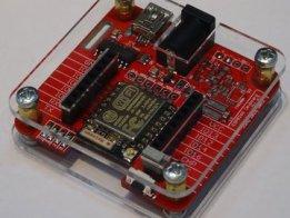 ESP8266 (ESP-07/12) Dev Board