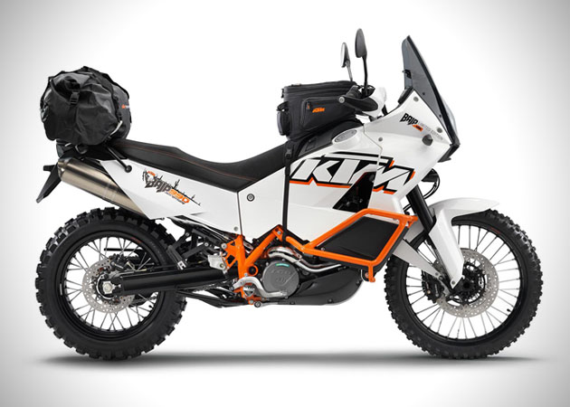 KTM 990 Adventure Baja Edition