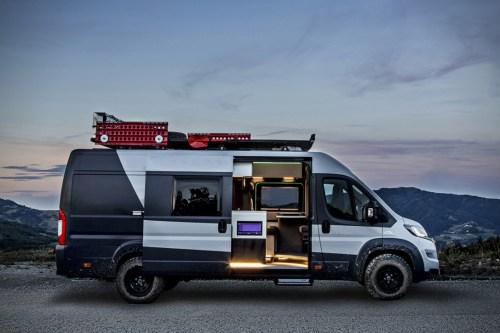 Pretty Fiat Ducato Base Camper Van Mobile Adventure Vans Hiconsumption Colorado Camper Van Loveland Co 80537 Colorado Camper Van Reviews