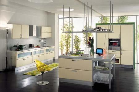 1modern kitchen