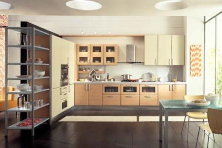 3modern kitchen