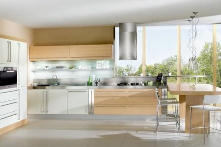 scenic fresh kitchen