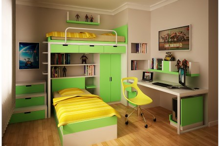teen room 1 by semsa