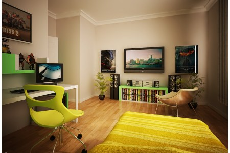 teen room 2 by semsa