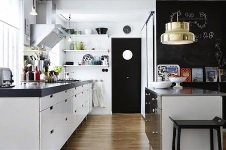 scandinavian style cookspace