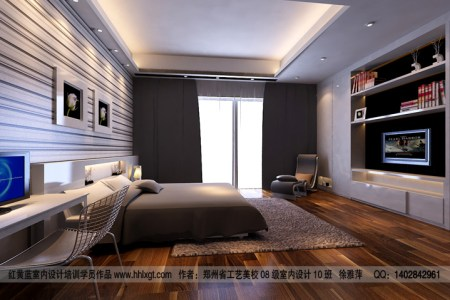 student bedroom linear