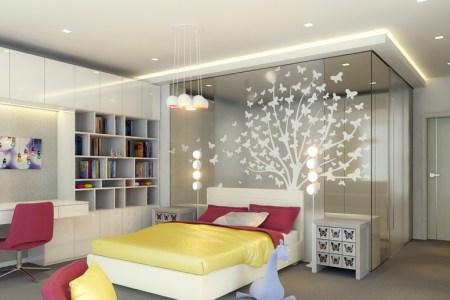 14 colorful bedroom design