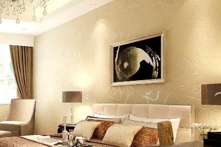 neutral bedroom decor design | interior design ideas.