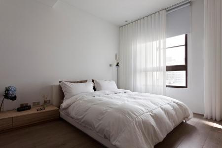 white bedroom | interior design ideas.