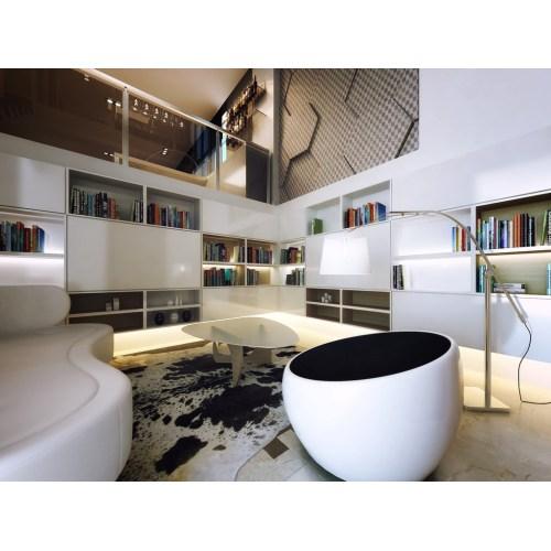 Medium Crop Of Contemporary Living Room