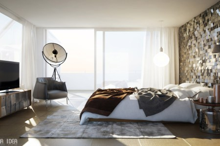 modern bedroom design | interior design ideas.