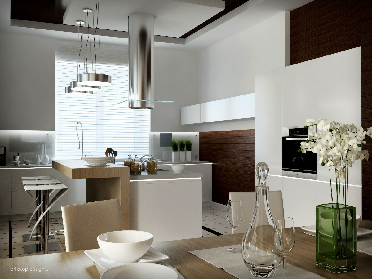 unexpected twists for modern kitchens contemporary kitchen design