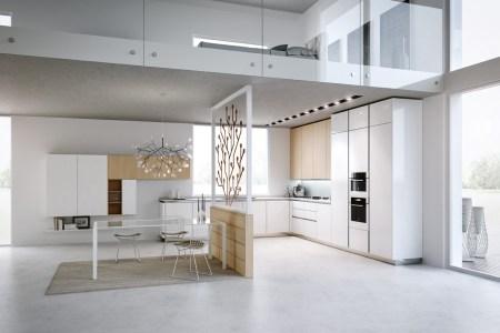 2 modern kitchen design