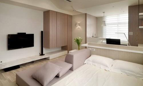 Medium Of Small Studio Apartment Setup Ideas