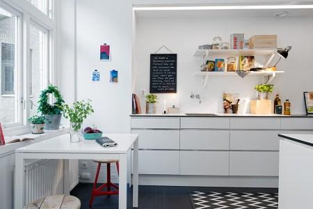 eat in kitchen decor
