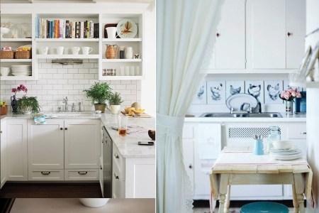 white cottage kitchen backsplash ideas