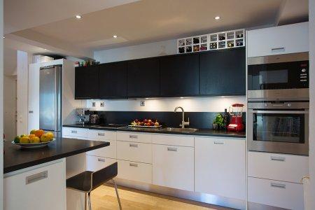 swedish modern house kitchen 2
