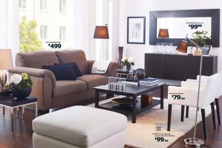 2014 formal living room ikea