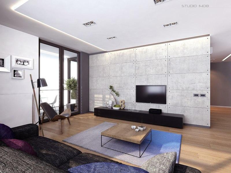 Large Of Minimal Studio Apartment