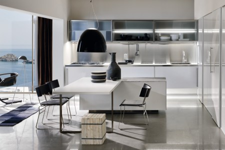 modern kitchen dining space 11