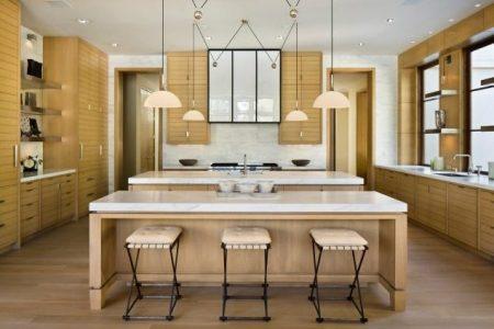 large kitchen island | interior design ideas.