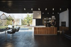 Indoor Like Architecture Interior Follow Black Kitchen Decor Interior Design Black Kitchen Appliances Decor Black Kitchen Wall Decor