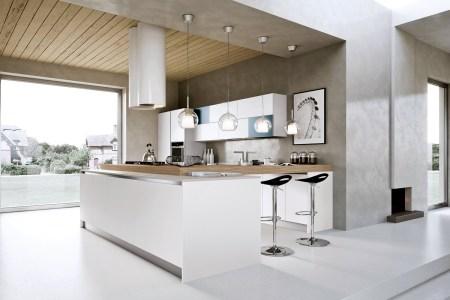 white kitchen | interior design ideas.